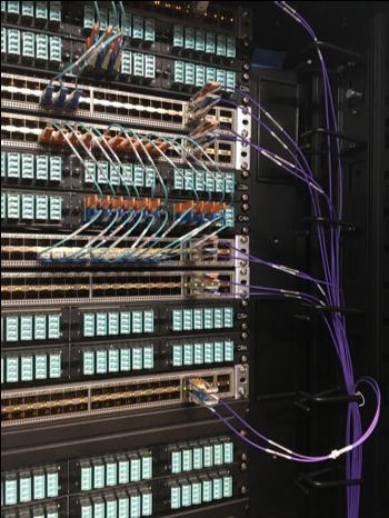 HDA Fiber Patching System
