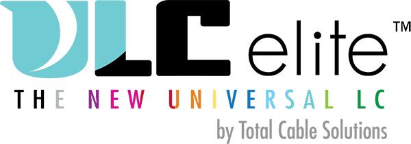Universal LC elite fiber patch cable